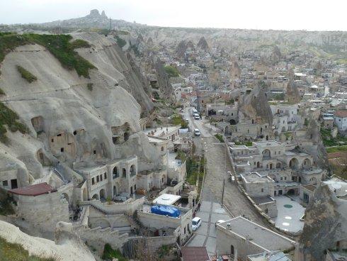 Volunteer work in Cappadocia, Turkey