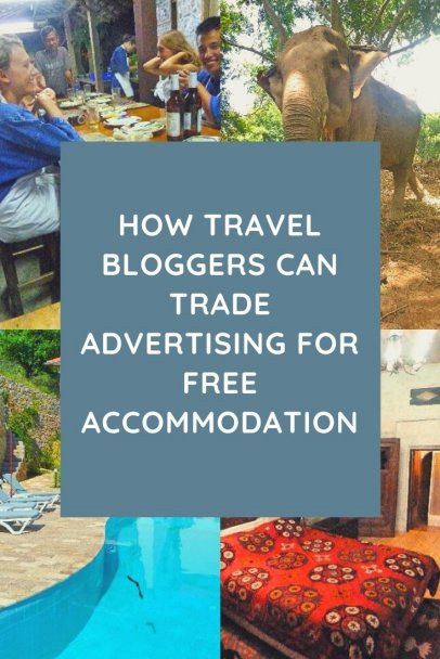 Advertising ideas for travel bloggers