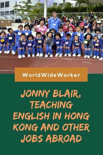 Teaching in Hong Kong
