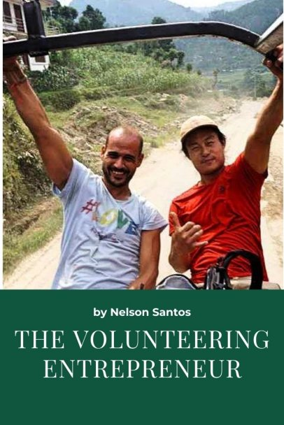 Voluntereing and starting a business to travel