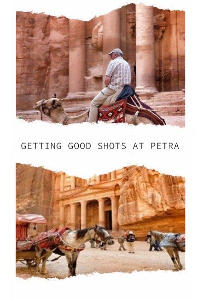 Petra photography tips