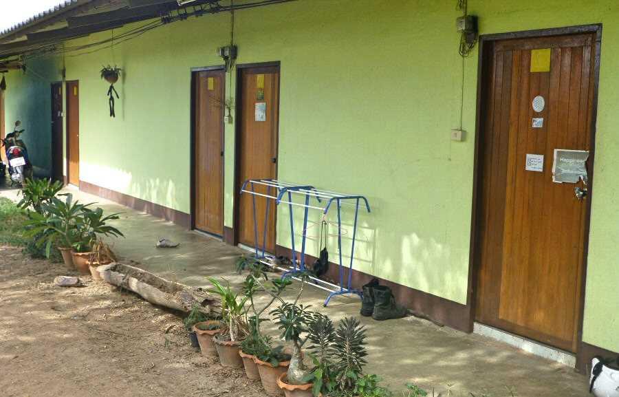Safari park volunteer accommodation