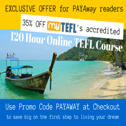 Save on 120 Hour Online TEFL Course