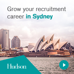 Recruitment Consultant - Sydney - Sponsorship Available