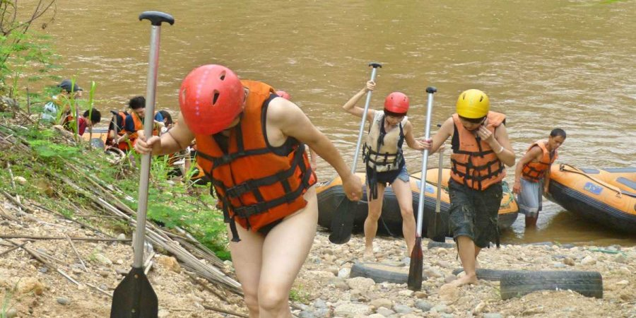 Working as a Summer Camp Counsellor or at an Activity Centre