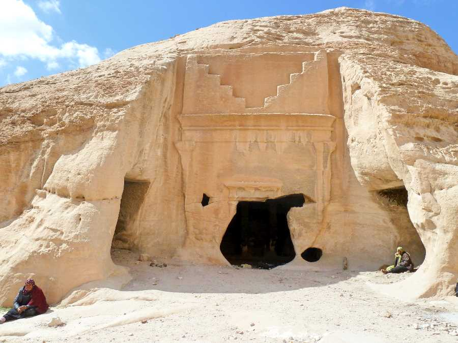 Ornate cave