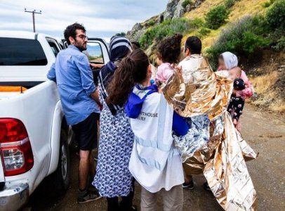 Volunteer With Refugees in Greece