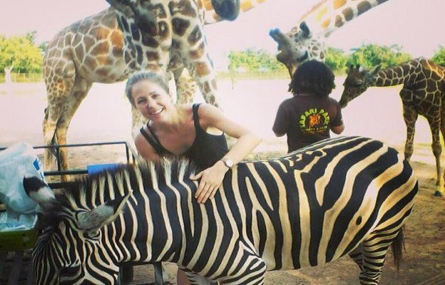 Safari Park Volunteering in Thailand