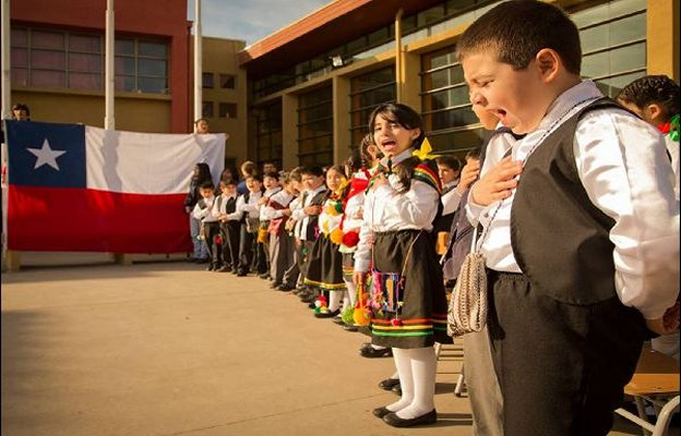 International Teaching Assistant in Chile