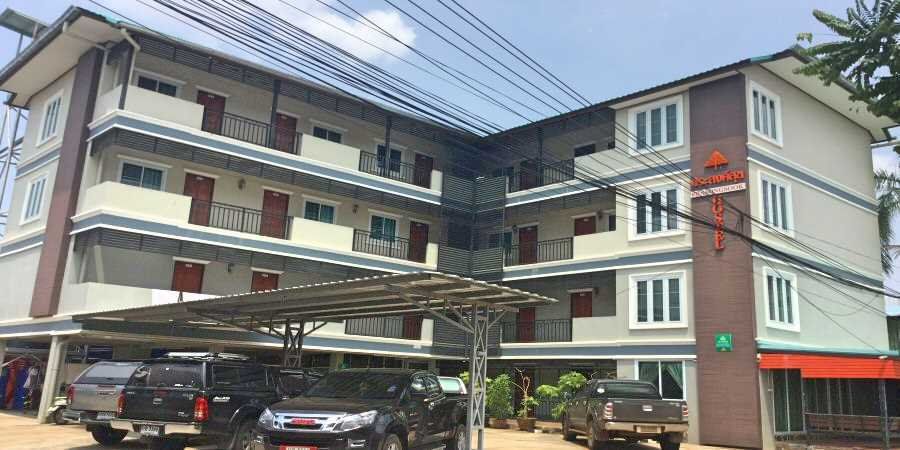 Hotel/Hostel Review: Prasongsook Hostel, Ubon Ratchathani, Thailand