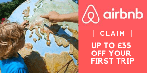 Get money off your accommodation with Airbnb