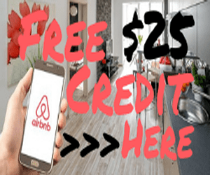 Get Free Airbnb Credit