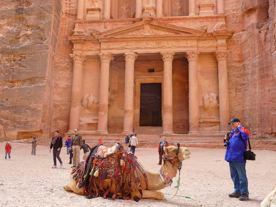 Improve your Petra photos
