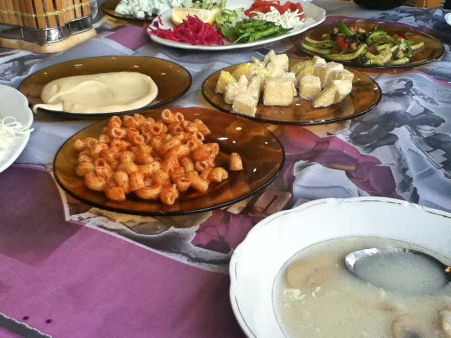 Food and drink in Iraq