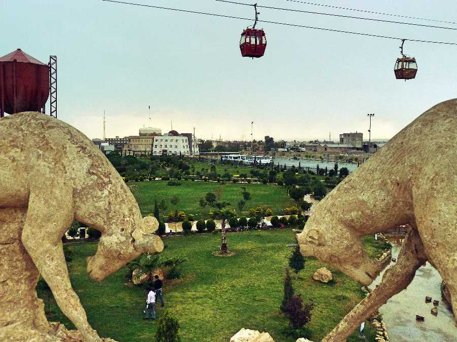 Tips for travel in Iraq