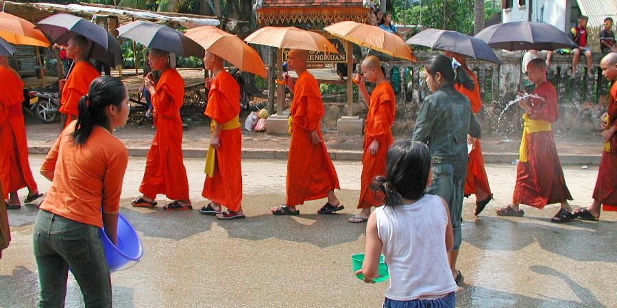 Tips for Enjoying Songkran