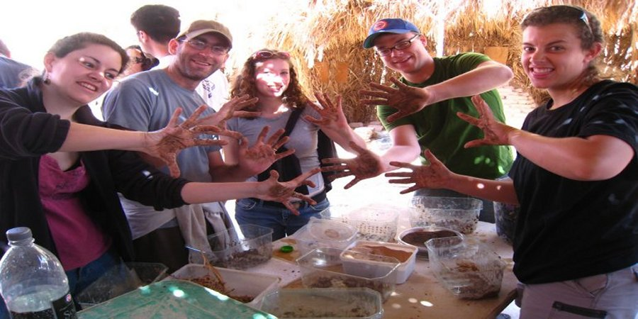 Living and working on a kibbutz in Israel