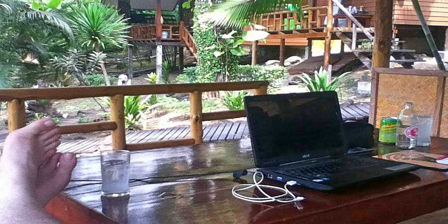 Travelling the world as a digital nomad