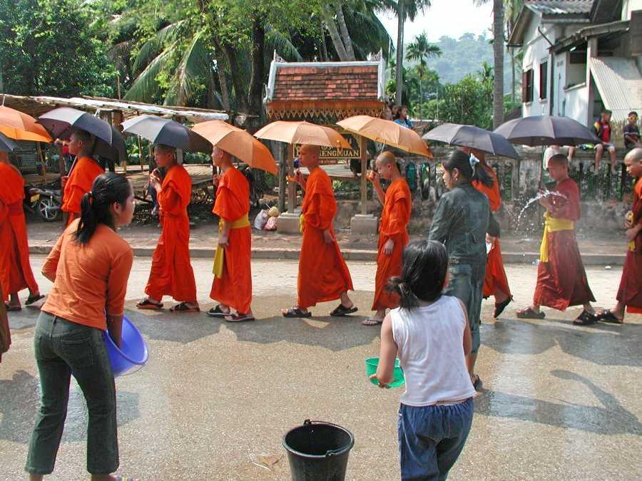 Gap year in Southeast Asia
