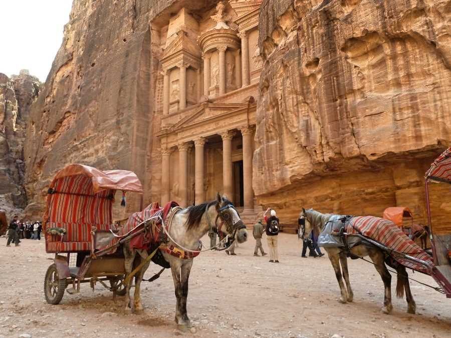Gap year in the Middle East