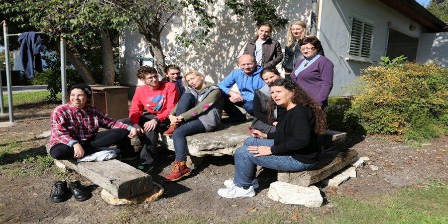 Volunteering on a kibbutz in Israel