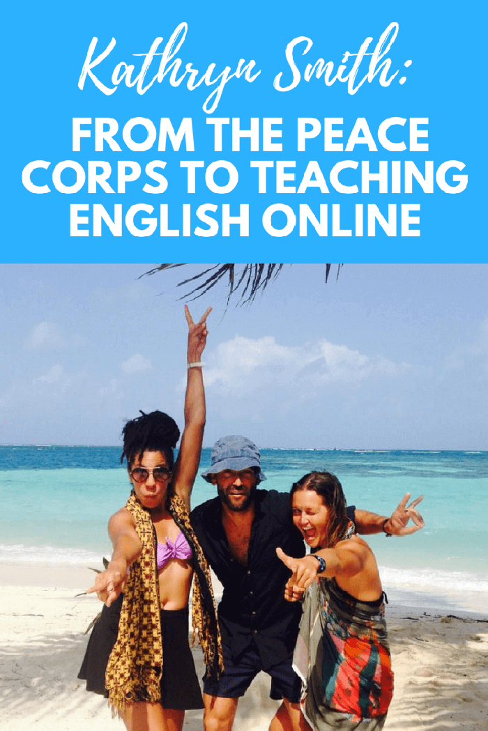 Pay for your travels by teaching English online