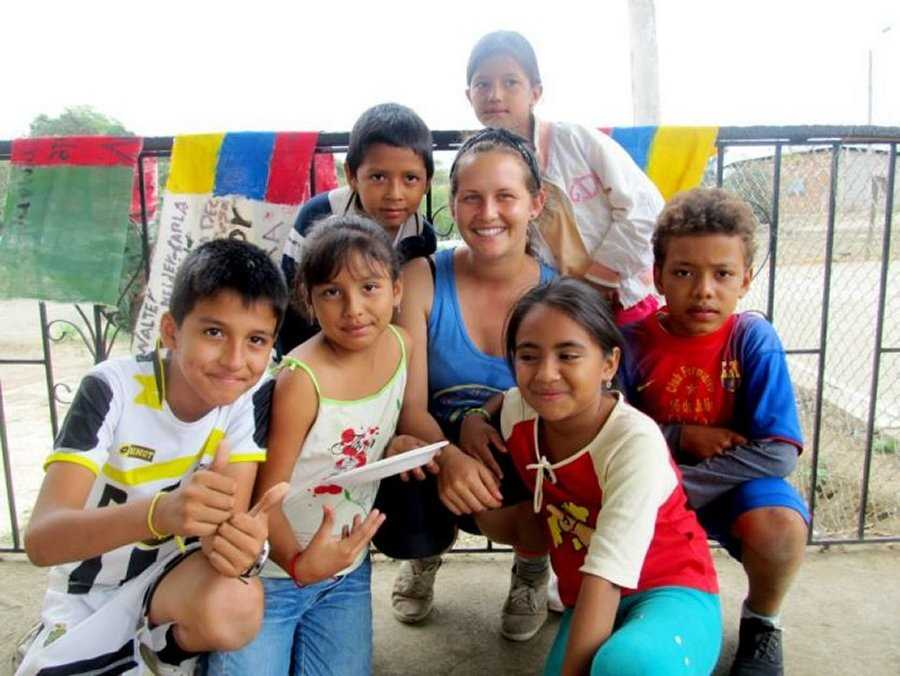 Teaching English with the Peace Corps in Ecuador