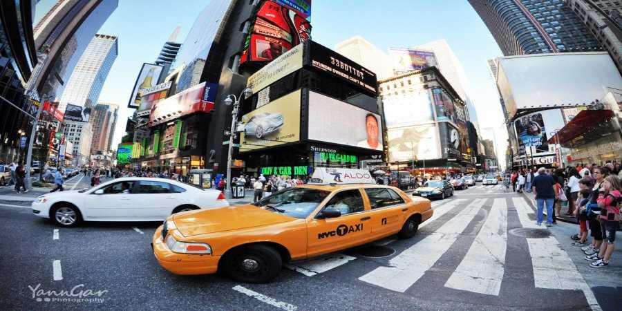 Social work in New York, USA