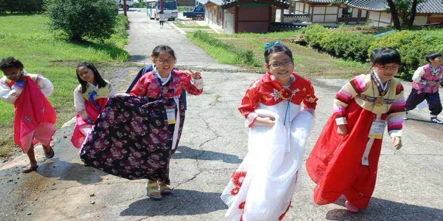 Work Abroad at English Language Summer Camps